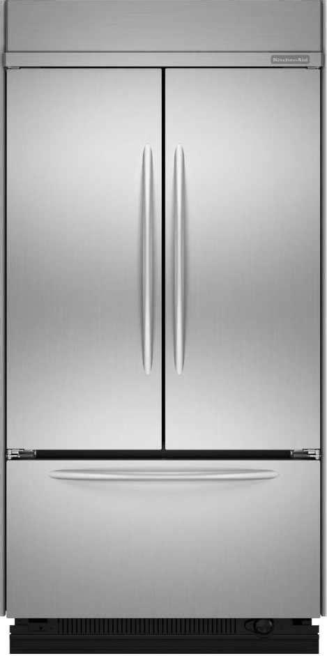Bosch B36BT830NS vs KitchenAid KBFC42FTS Refrigerator