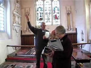 Church Recording with the The Rt. Hon. & Rt. Rev'd Richard ...