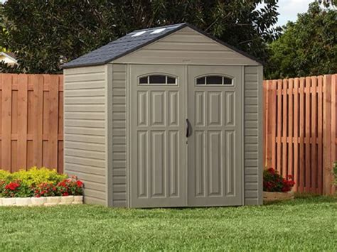 rubbermaid roughneck x large storage shed review outdoor