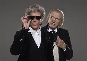 New Promo Doctor Who Images Of The First & Twelfth Doctors ...