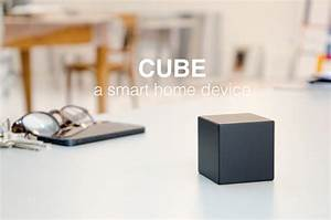 Smart Home Cube : stand up to wake up simple as that yanko design ~ Markanthonyermac.com Haus und Dekorationen