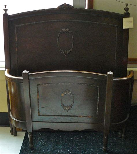 antique beds for antique wooden beds antique bed with curved foot