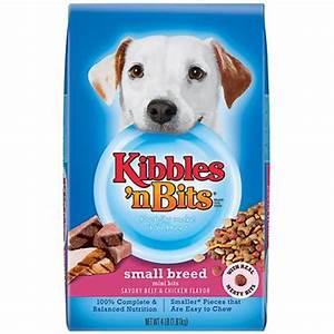 Kibbles N' Bits Small Breed Mini Bits Dry Dog Food - Dog ...
