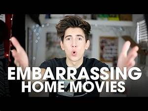 Embarrassing Home Movies!! | Bobby Mares - YouTube