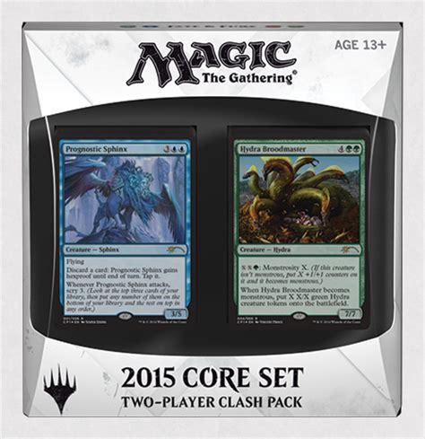 magic 2015 clash pack magic the gathering