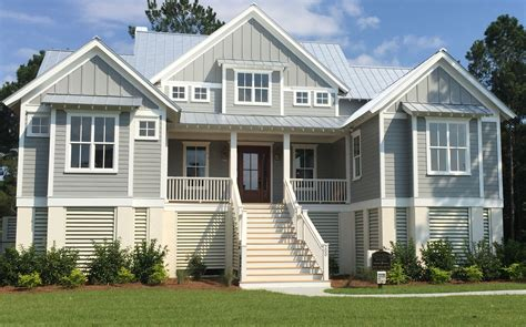 Coastal Cottage House Plans