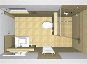 3 Qm Bad Einrichten : 3d beige ~ Markanthonyermac.com Haus und Dekorationen
