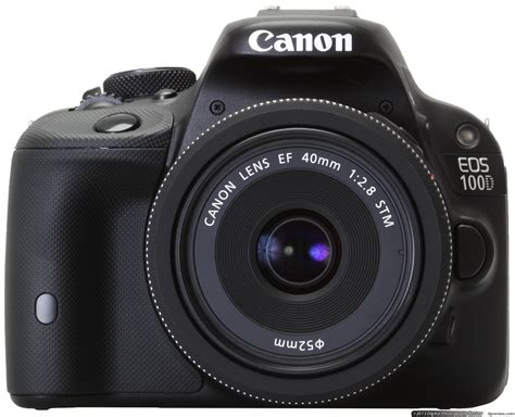 Canon EOS 100DRebel SL1 Review Digital Photography Review