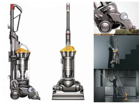 dyson dc33 multi floor upright bagless vacuum cleaner review