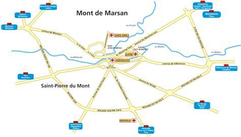 plan d acc 232 s ch mont de marsan
