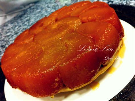 les recettes de qian la tarte tatin