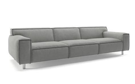 Stoff 3er Couch  Dreisitzer Sofa Sofanella