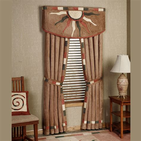 american banners tags southwest style shower curtains gray room darkening curtains