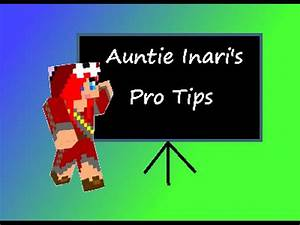 Auntie Inari's Pro Tips E2 A Matter of 'Trust' - YouTube