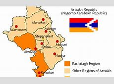 Learn More about Artsakh NagornoKarabakh Republic