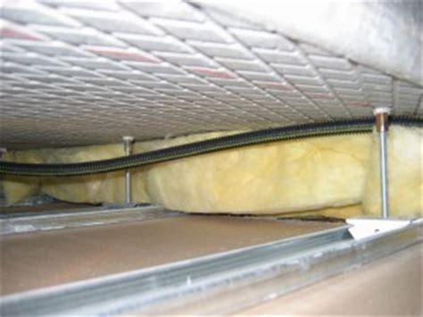 isolation phonique d un faux plafond faux plafonds et plafonds tendus