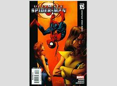 Ultimate SpiderMan #105 Clone Saga Epilogue Issue