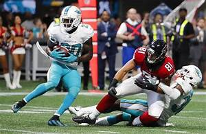 Falcons' latest blown lead turns into Dolphins' 20-17 win