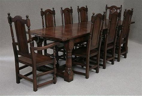 Oak Refectory Table Antique Style Handmade Small Living Room Design Ideas 2015 The Missoula North Ave Chicago Bar Paranaque Theaters Vancouver Wa Designs Kenya How To Dress Window With Wood Floors