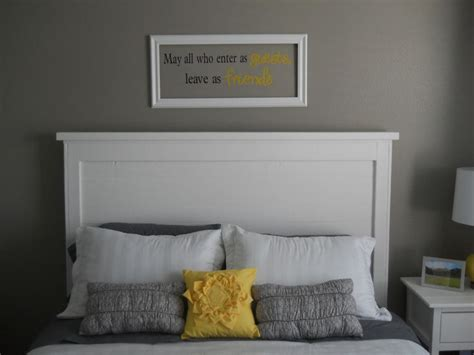 25 best ideas about diy headboard wood on