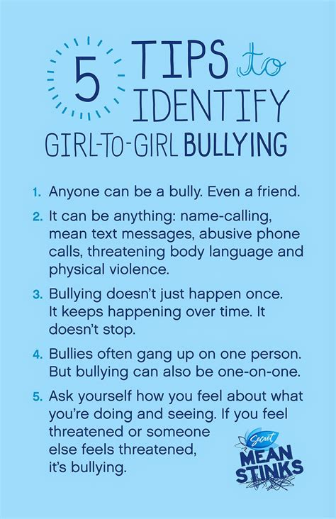 5 Tips To Identify Girl To Girl Bullying  The Antibully Blog