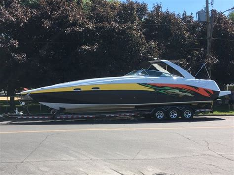 Baja Boats For Sale In Quebec by Baja 405 Performance 2007 Occasion Bateau 224 Vendre Au