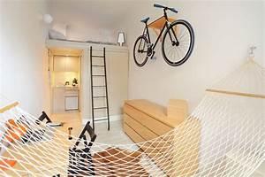 Mini Apartment Einrichten : chambre d tudiant nos id es d am nagement blog ma maison mon jardin ~ Markanthonyermac.com Haus und Dekorationen