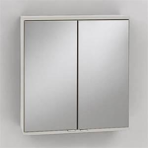 Spiegelschrank Bad 160 Cm Breit : bad spiegelschrank 2 t rig 60 cm breit wei bad spiegelschr nke ~ Markanthonyermac.com Haus und Dekorationen