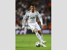 Cristiano Ronaldo Photos Photos Real Madrid v FC Bayern