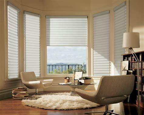 Bow Window Treatments Curtains  Window Treatments Design