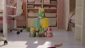 Kinderzimmer Einrichten Ideen : ikea quadratmeterchallenge kleines kinderzimmer einrichten youtube ~ Markanthonyermac.com Haus und Dekorationen
