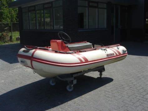 Rubberboot Met Stuur Zonder Motor by Suzumar Rib 290 Met Stuurconsole Koopje Advertentie 525104