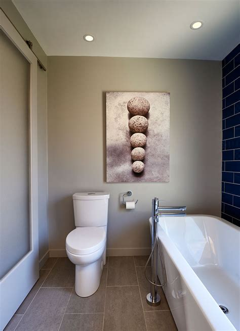 New Modern Bathroom With All The Fixin's  Ports East