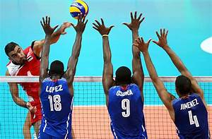 PHOTO GALLERY: Egypt's Volleyball team defeat Cuba 3-0 in ...