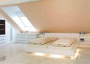 Schlafzimmer Ideen Gestaltung : 1000 ideen zu dachgeschoss schlafzimmer auf pinterest fertiger dachboden und dachzimmer ~ Markanthonyermac.com Haus und Dekorationen