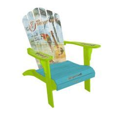 Margaritaville Adirondack Chair Parrot by Jimmy Buffett Margaritaville Chairs And Photos On