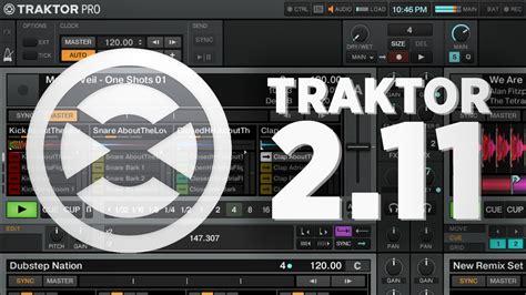 traktor pro 2 11 beta ableton link remix deck step sequencer dj techtools