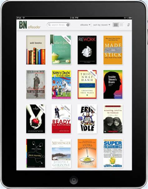 barnes and noble app barnes and noble ereader app review