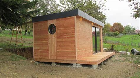 maison en bois sans permis maison moderne