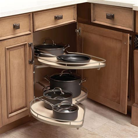 Blind Corner Base Cabinet Lazy Susan by Accessories