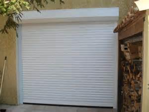 porte de garage enroulable sur mesure entre marignane 13700 et gardanne 13120 a b d automatismes