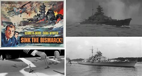 sink the bismarck a with an unrivaled consistency of quality nevertheless with some mistakes