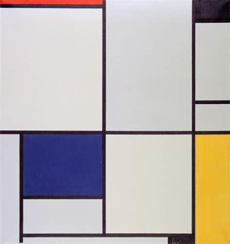Piet Mondrian by File Tableau I By Piet Mondriaan Jpg Wikimedia Commons