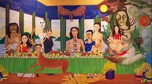 Frida Kahlo Kunstwerk : frida mi pintura el mensaje del dolor fotos cuba en noticias ~ Markanthonyermac.com Haus und Dekorationen