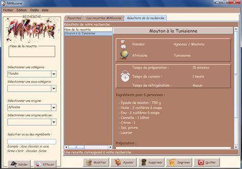 3 logiciels gratuits de recette de cuisine 224 telecharger classer