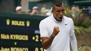 Wimbledon 2015: Nick Kyrgios is 'a different cat,' says ...