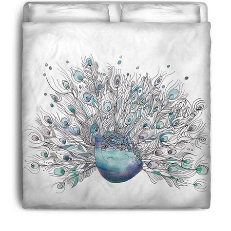 peacock bedding quot days quot duvet or comforter peacock
