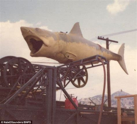Jaws Fishing Boat Scene by Jaws Behind The Scenes Photographs Of Up For Auction
