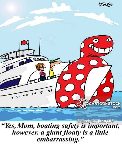 Boat Plug Safety by Floaties Cartoons And Comics Funny Pictures From