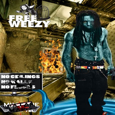lil wayne no ceilings no walls no floors hosted by mixtape mafia mixtape